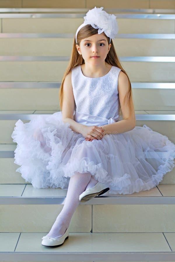 Het meisje van Nice royalty-vrije stock fotografie
