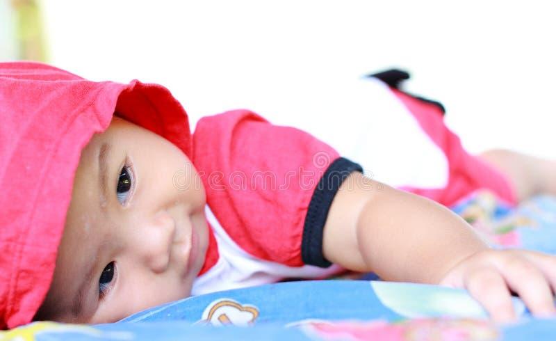 Download Het Meisjesportret Van De Baby Leuk Baby Stock Afbeelding - Afbeelding bestaande uit kaukasisch, vreugde: 39114659