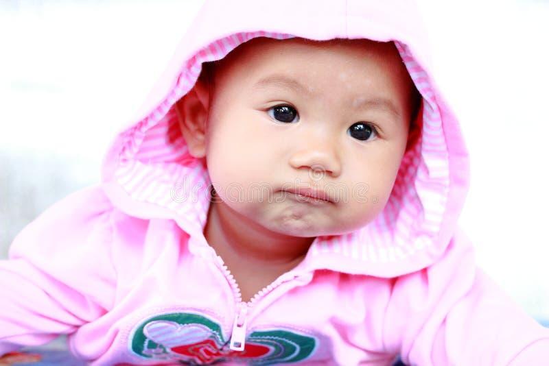 Download Het Meisjesportret Van De Baby Leuk Baby Stock Afbeelding - Afbeelding bestaande uit onschuld, mooi: 39114915
