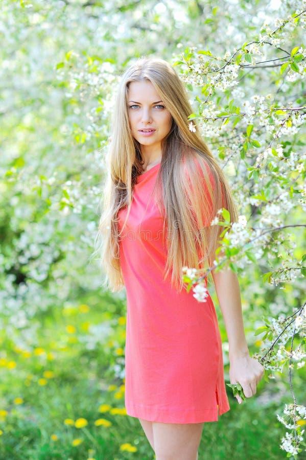 Het meisjesportret van de schoonheid royalty-vrije stock fotografie