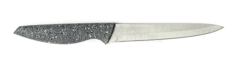Het mes van de keuken royalty-vrije stock foto