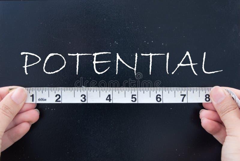 Download Het meten van potentieel stock foto. Afbeelding bestaande uit educate - 39101566