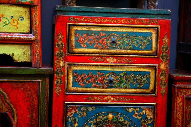 Het meubilair van China royalty-vrije stock foto