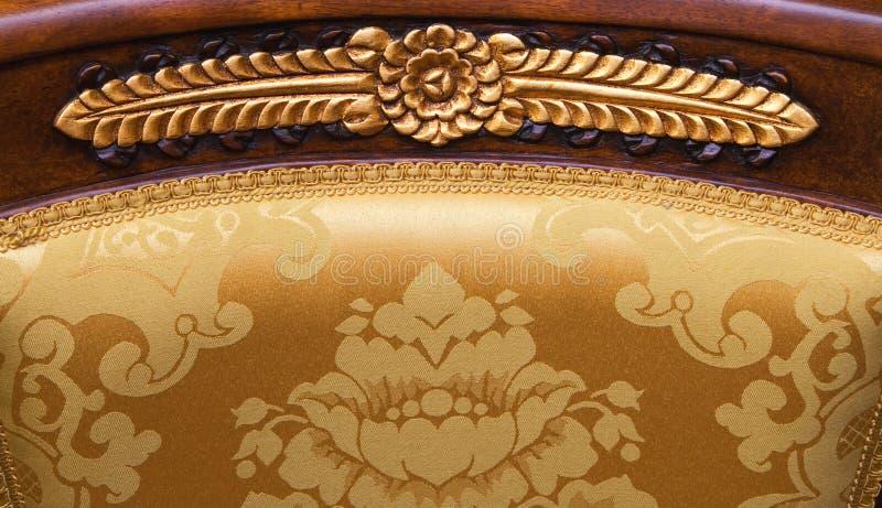 Het meubilair van de luxe royalty-vrije stock afbeeldingen