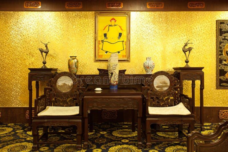 Het meubilair van het huis stock afbeeldingen