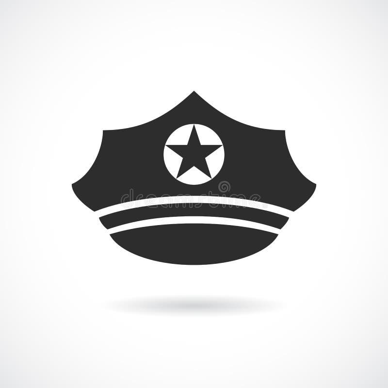Het militaire vectorpictogram van GLB royalty-vrije illustratie