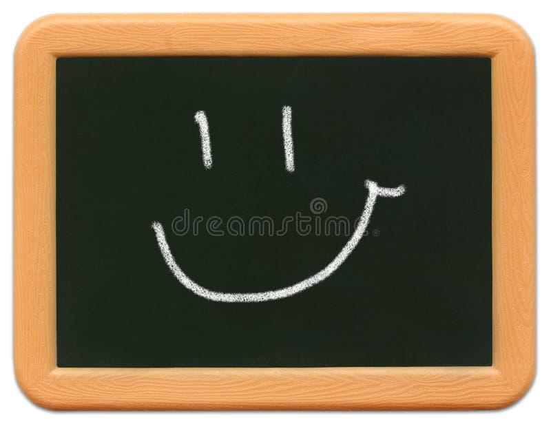 Het MiniBord van het kind - Smiley royalty-vrije stock afbeeldingen