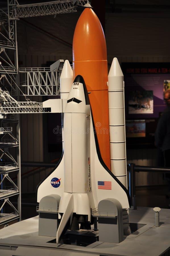 Het Model van de ruimtependel royalty-vrije stock fotografie