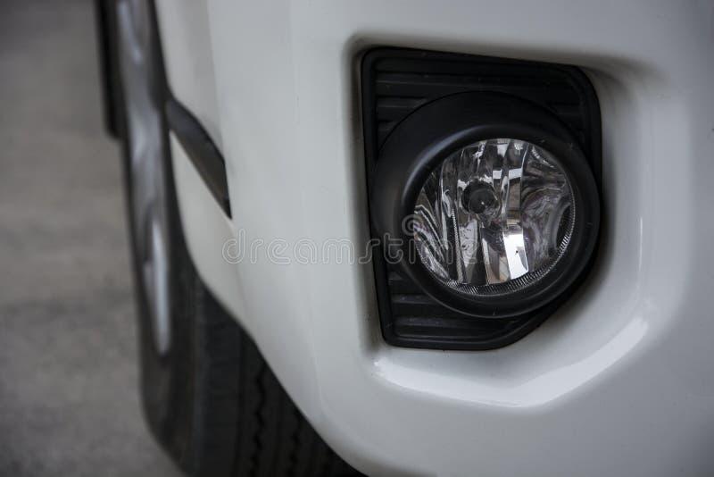 Het moderne licht van de automist royalty-vrije stock foto