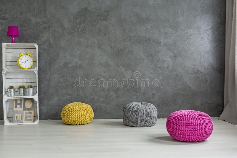 Het moderne meubilair van DIY stock foto's