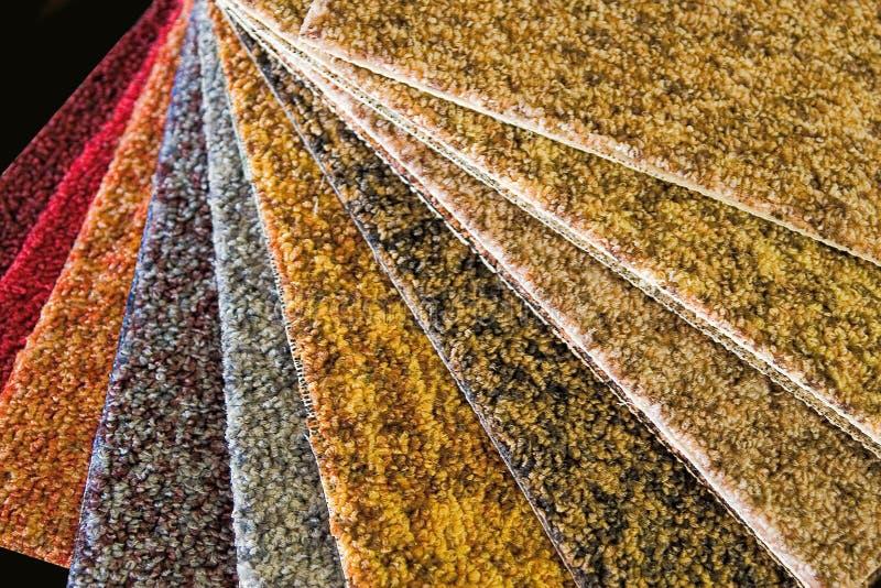Het monster van het tapijt stock fotografie