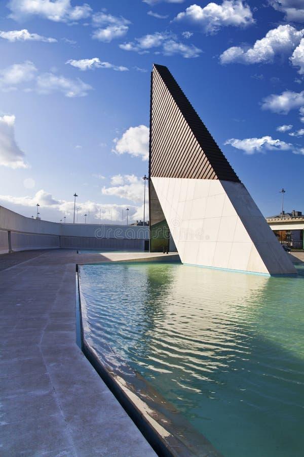 Het monument van de Ultramaroorlog stock fotografie