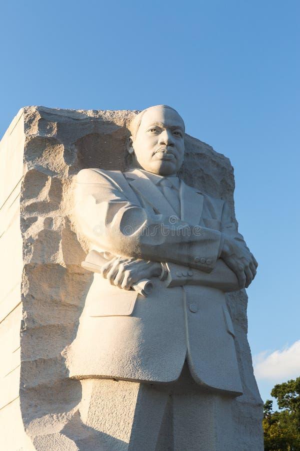 Het Monument van Martin Luther King stock foto's