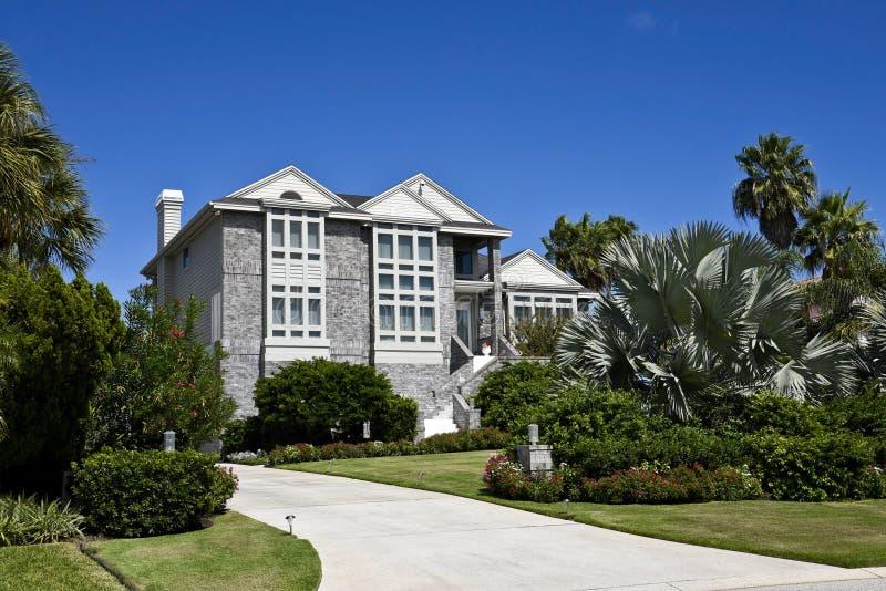 Het mooie Huis van Florida stock afbeelding