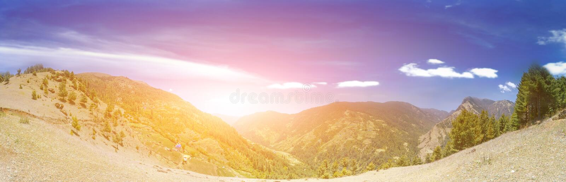 Download Het Mooie Landschap Van De Berg Stock Afbeelding - Afbeelding bestaande uit achtergrond, schilderachtig: 54088205