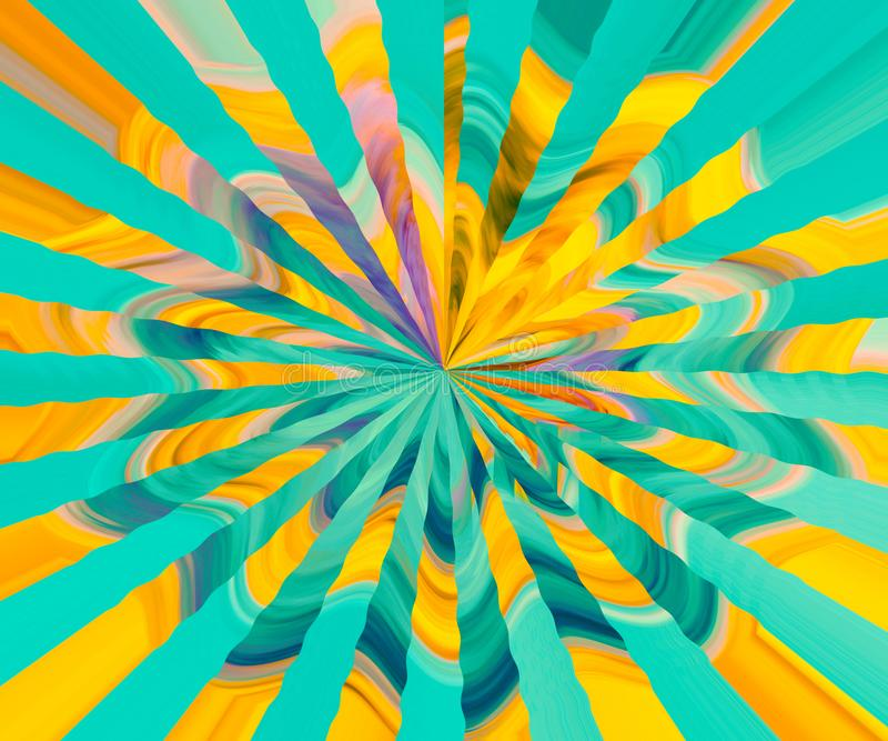 Het mooie Ontwerp van het Behang Kleurrijke textuur en achtergrond Modern Digitaal Grafisch Ontwerp Multi rijk gekleurd kunstwerk vector illustratie