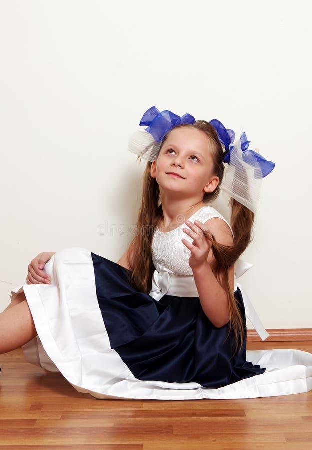 Het mooie Portret van het Meisje stock foto's