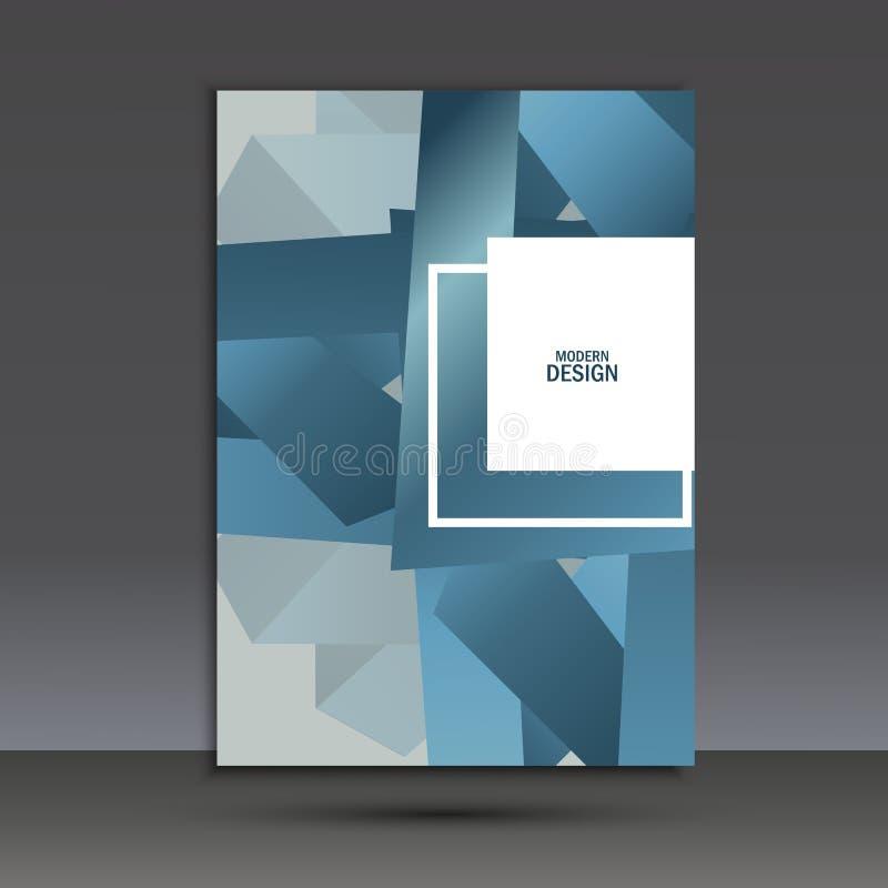 Het mooie Vectorontwerp van het origami creatieve element vector illustratie