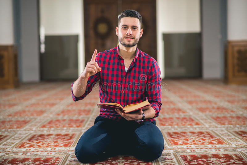 Het moslim Bidden royalty-vrije stock foto's