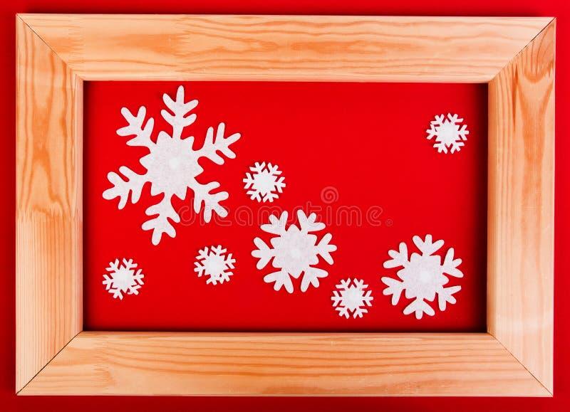 Het motief van Kerstmis royalty-vrije stock foto