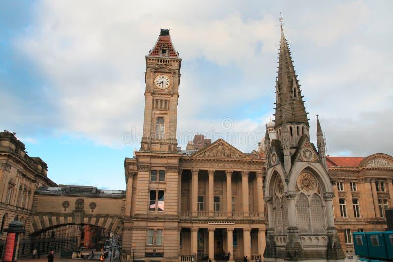 Het Museum & de Kunstgalerie van Birmingham stock fotografie
