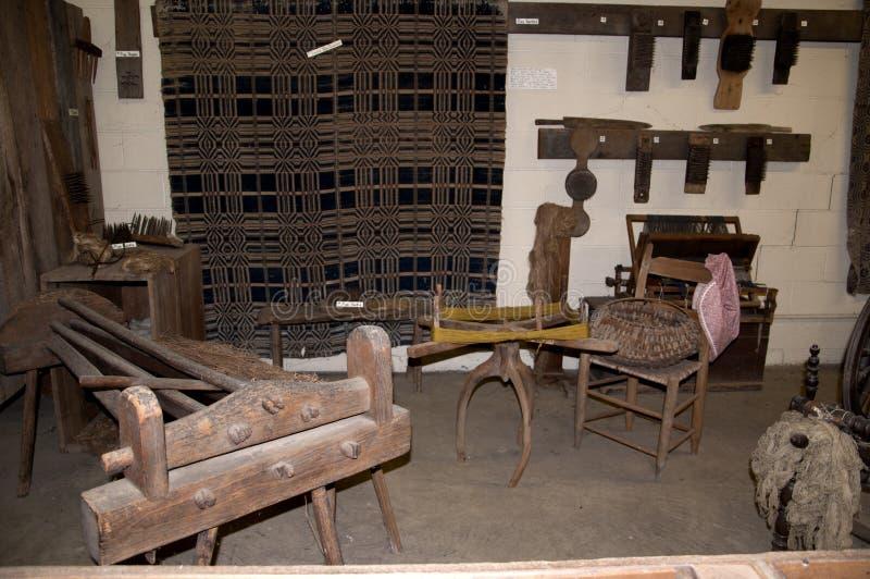Het Museum van Appalachia, Clinton, Tennesee, de V.S. stock foto