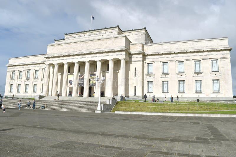 Het Museum van Auckland stock foto's