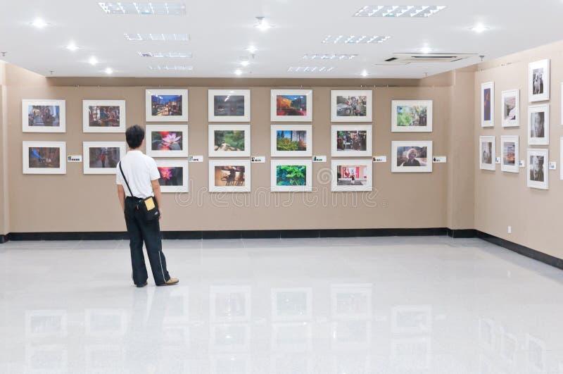 Het Museum Van De Kunst Redactionele Stock Afbeelding