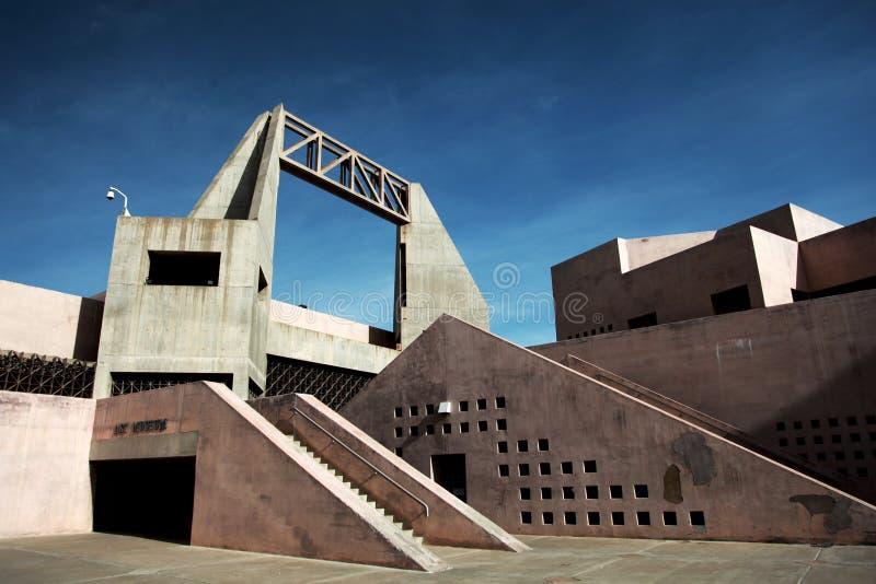 Het Museum van de Kunst ASU stock foto