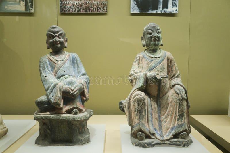 Het Museum van de Shaanxigeschiedenis royalty-vrije stock afbeeldingen