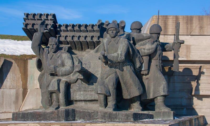 Het Museum van Geschiedenis van de Oekraïne, Kiev stock afbeeldingen