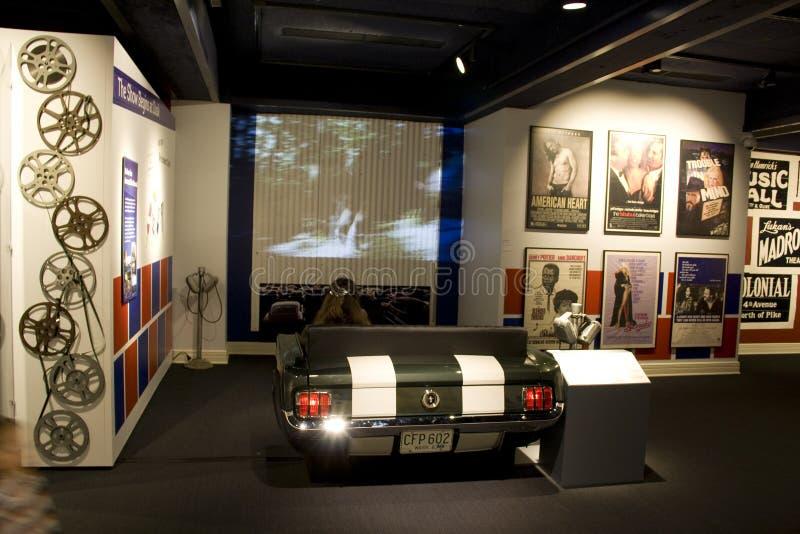 Museum van Geschiedenis en Industrie stock afbeelding