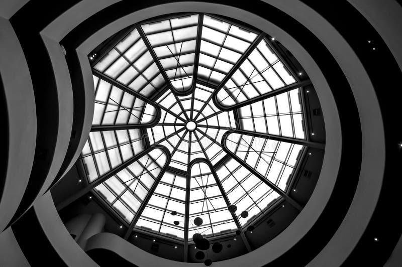 Het Museum van Guggenheim royalty-vrije stock foto