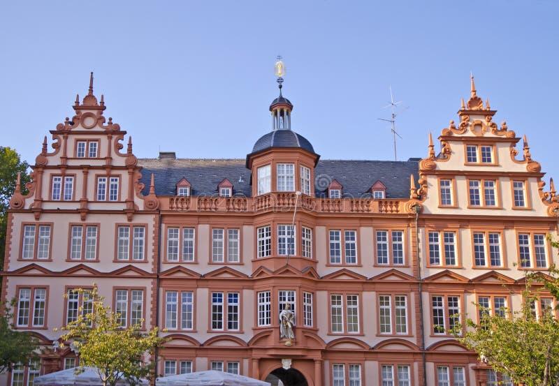 Het Museum van Gutenberg stock foto