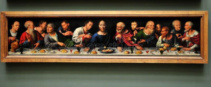 Het museum van het Louvre - Joos van Cleve -