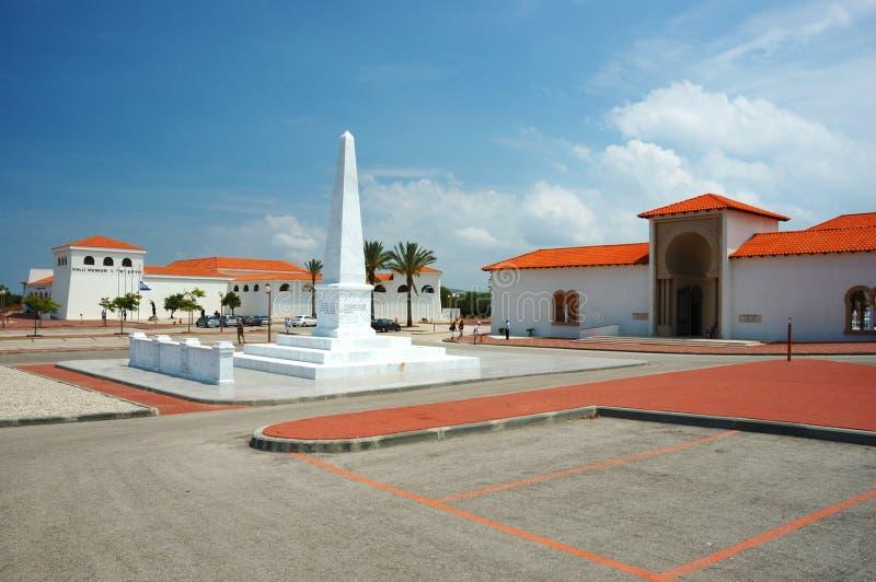 Het museum van Ralli voor klassieke kunst, Caesarea, Israël royalty-vrije stock fotografie