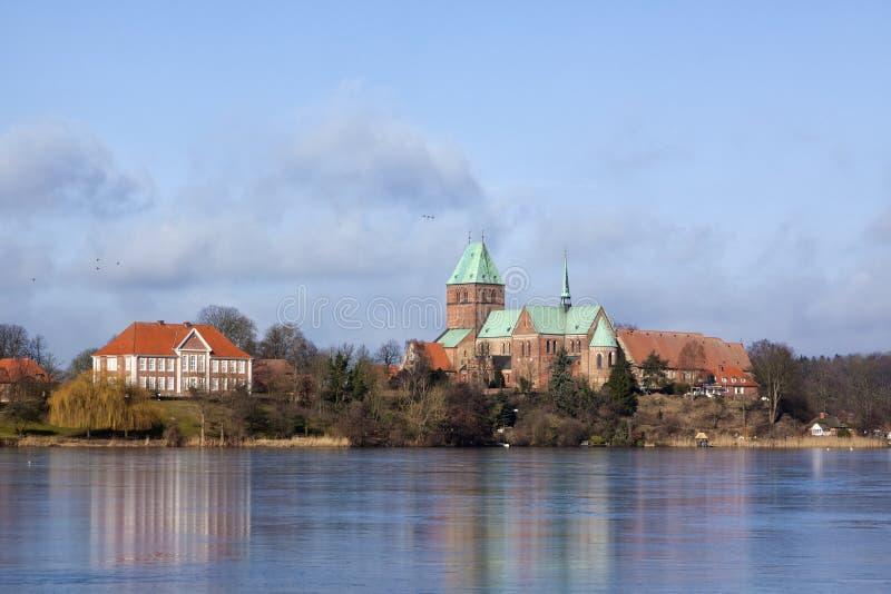 Het Museum van Ratzeburg, van de Kathedraal en van de Provincie royalty-vrije stock afbeelding
