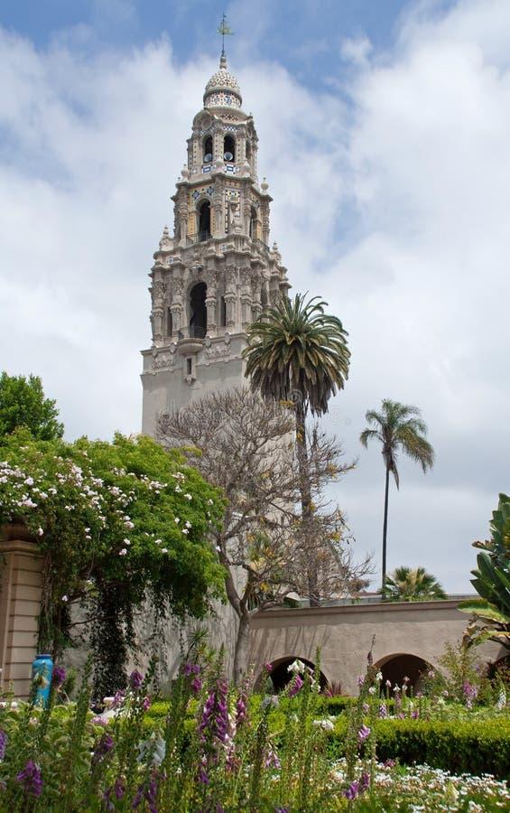 Het Museum van San Diego van de Mens royalty-vrije stock afbeeldingen