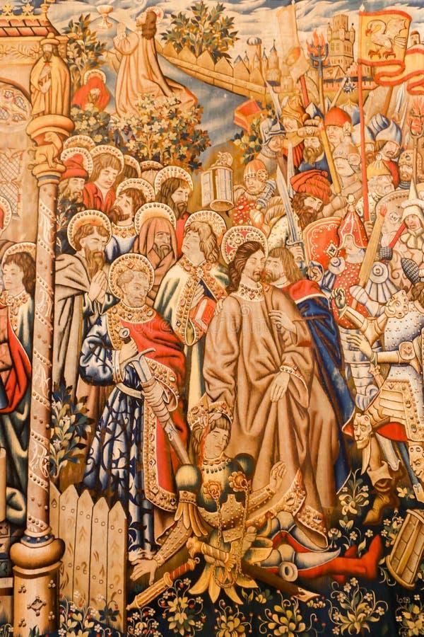 Het museum van Vatikaan royalty-vrije stock fotografie