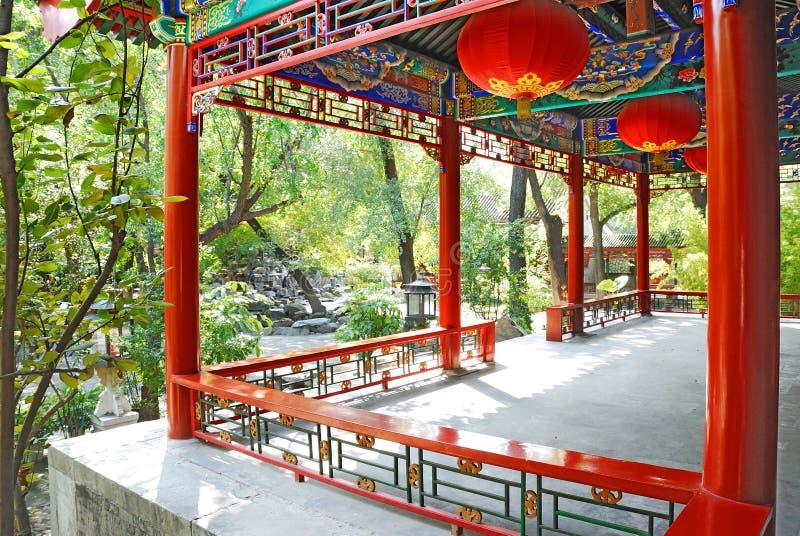 Het Museum van Wang Fu van de gong royalty-vrije stock foto