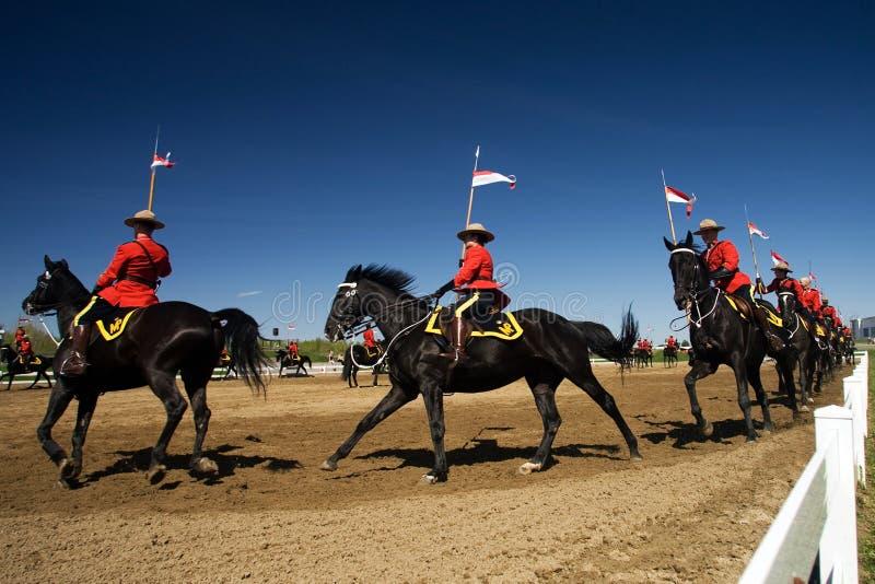 Download Het Muzikale Overzicht Van De Rit RCMP Redactionele Foto - Afbeelding bestaande uit ervaring, paarden: 29501411