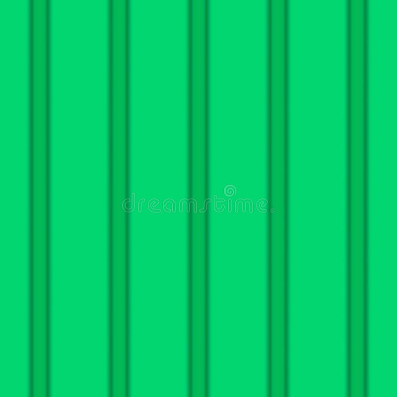 Het naadloze patroon van het metaaldak vector illustratie