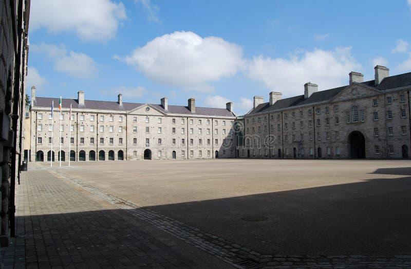 Het National Gallery van Dublin stock foto's