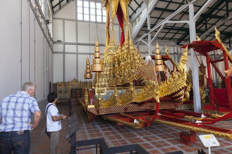 Het Nationale Museum van Bangkok stock afbeelding