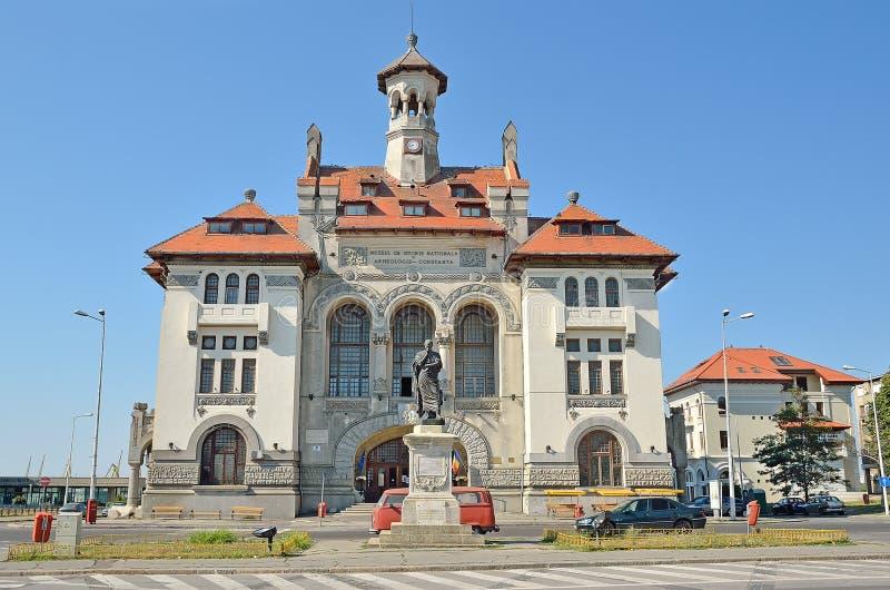 Het nationale Museum van Geschiedenis en Archeologie