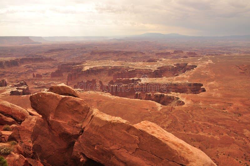 Download Het Nationale Park Van Canyonlands Stock Afbeelding - Afbeelding bestaande uit land, dood: 29502411