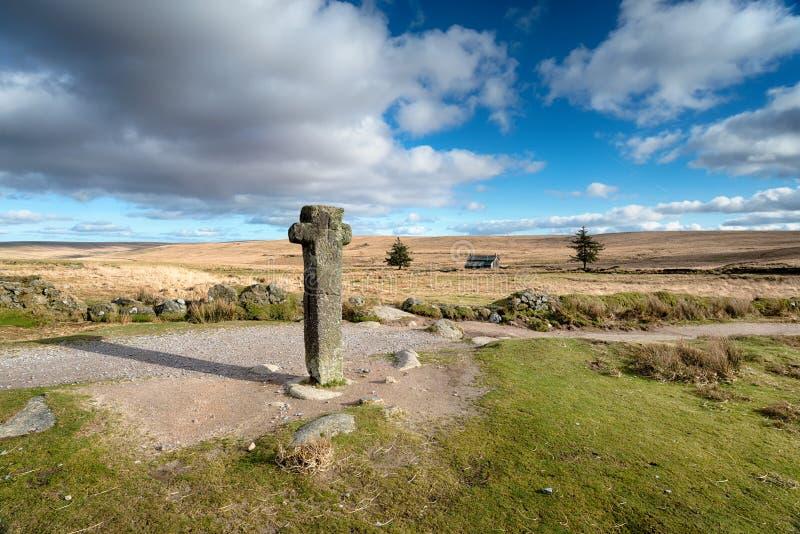 Het Nationale Park van Dartmoor royalty-vrije stock afbeeldingen