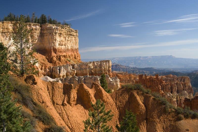 Het Nationale Park van de Canion van Bryce, Utah stock afbeelding