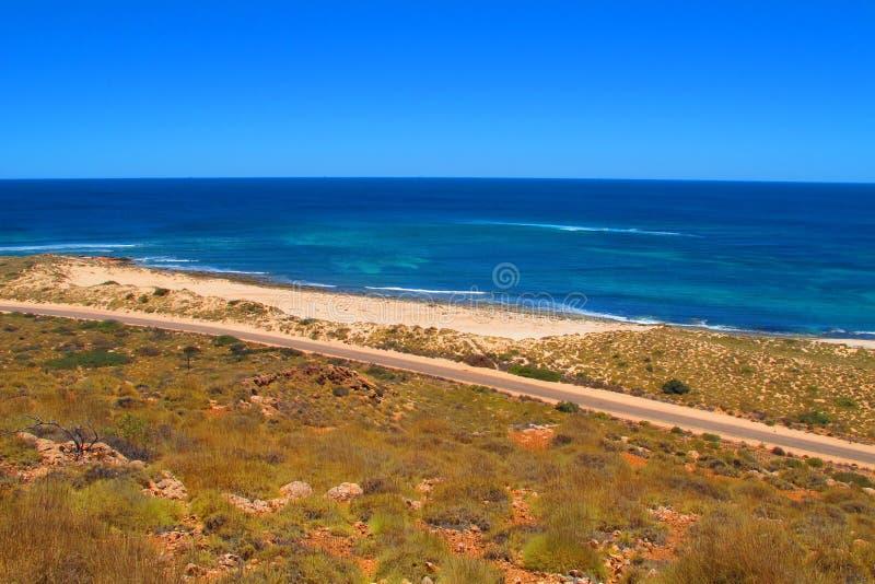 Het Nationale Park van de kaapwaaier, Westelijk Australië royalty-vrije stock fotografie
