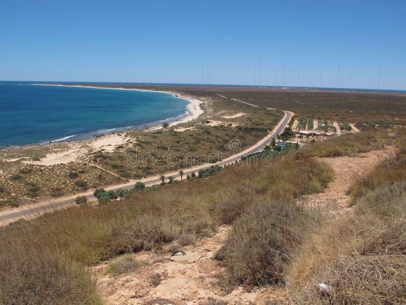 Het Nationale Park van de kaapwaaier, Westelijk Australië stock fotografie